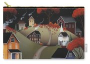 Wickford Village Halloween Ll Carry-all Pouch