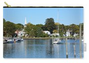 Wickford Village Waterfront Carry-all Pouch