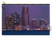 Wide Panoramic Of Scenic San Diego Carry-all Pouch