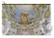 Wieskirche Organ And Ceiling Carry-all Pouch