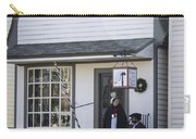 Wigmaker And Barber Shop Williamsburg Virginia Carry-all Pouch