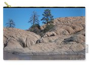 Willow Lake Number One Color Carry-all Pouch by Heather Kirk