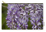 Wild Alabama Wisteria Frutescens Wildflowers Carry-all Pouch
