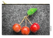 Wild Apple Threesome Carry-all Pouch