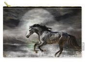 Wild As The Sea Carry-all Pouch by Carol Cavalaris
