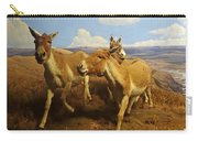 Wild Asses Carry-all Pouch
