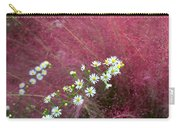 Wild Asters And Muhly Grass Carry-all Pouch