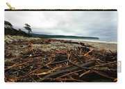 Wild Beach New Zealand Carry-all Pouch