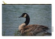 Wild Beauty - Canadian Goose Carry-all Pouch