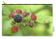 Wild Berries Carry-all Pouch by Christina Rollo
