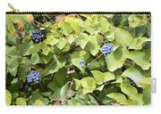 Wild Berries Carry-all Pouch