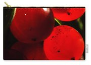Wild Berries Of The Wetlands 4 Carry-all Pouch