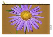 Wild Blue Aster Carry-all Pouch