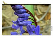 Wild Blue Hyacinth - Camassia Cusickii Carry-all Pouch