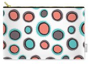Wild Bounce Carry-all Pouch by Susan Claire