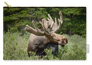 Wild Bull Moose Carry-all Pouch