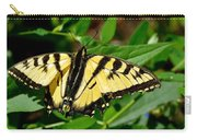 Wild Butterfly Carry-all Pouch