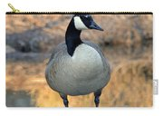 Wild Canadian Goose Carry-all Pouch