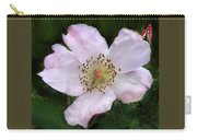 Wild Carolina Rose Carry-all Pouch