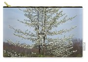 Wild Cherry Tree In Spring Bloom Carry-all Pouch
