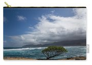 Wild Coast - Laie Point - North Shore - Hawaii Carry-all Pouch