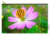 Wild Cosmos Flower Carry-all Pouch