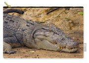 Wild Croc #2 Carry-all Pouch