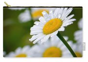 Wild Daisies After The Rain Carry-all Pouch