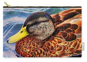 Wild Duck  Carry-all Pouch