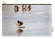 Wild Ducks At Grp Carry-all Pouch