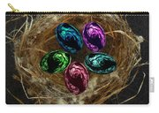 Wild Eggs In My Nest Carry-all Pouch