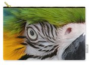 Wild Eyes - Parrot Carry-all Pouch