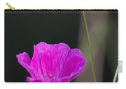 Wild Flower Bloody Cranesbill Carry-all Pouch