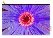 Wild Flower Close Up Carry-all Pouch