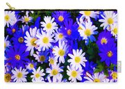 Wild Flowers 3 Carry-all Pouch