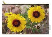 Wild Flowers Above The Rim Carry-all Pouch