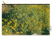 Wild Flowers, Anza Borrego Desert State Carry-all Pouch