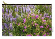 Wild Flowers Display Carry-all Pouch