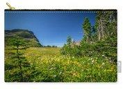 Wild Flowers Glacier National Paintedpark   Carry-all Pouch