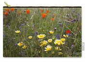 Wild Flowers Russian Ridge Carry-all Pouch
