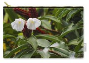Wild Ginger Blooms Carry-all Pouch