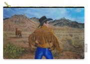 Wild Girls Of The West Carry-all Pouch