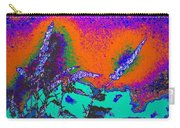 Wild Grasses And Sunset Carry-all Pouch