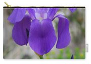 Wild Growing Iris Croatia Carry-all Pouch