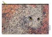 Wild Hare Carry-all Pouch by James W Johnson