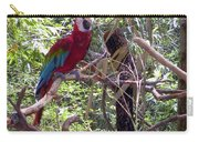 Wild Hawaiian Parrot  Carry-all Pouch