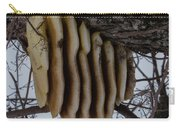 Wild Honey Bee Nest Carry-all Pouch