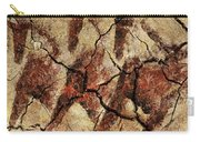 Wild Horses - Cave Art Carry-all Pouch