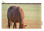 Wild Horses Mother And Baby Carry-all Pouch