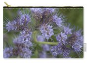 Wild Lavender Carry-all Pouch